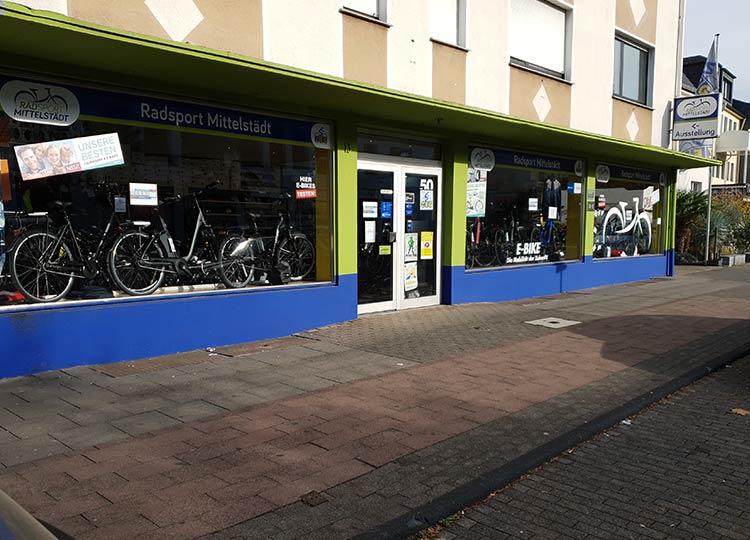 Fahrradladen Leverkusen