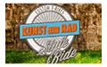 Kunst am Rad in Tittmoning