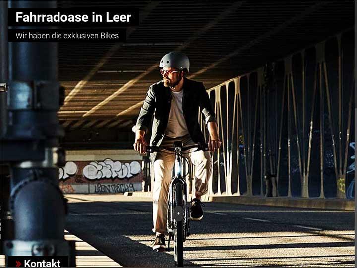 Händler - Fahrradoase - Bremer Str. 27b, 26789 Leer