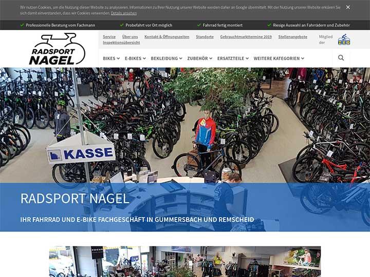 Radsport nagel gummersbach