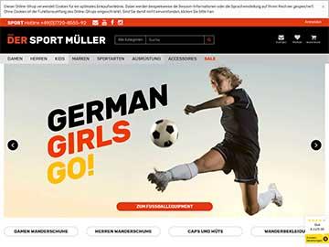 Händler Sport Müller Uhlandstr. 3, 78054 Villingen