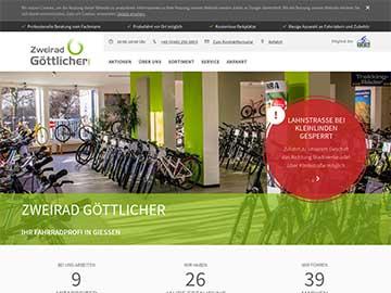Fahrradhändler Gießen