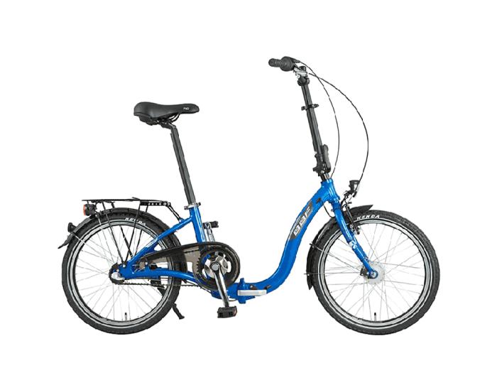bbf sylt faltrad fahrrad 2017 blau. Black Bedroom Furniture Sets. Home Design Ideas
