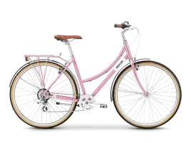 BREEZER Downtown EX ST 54 cm | Light Pink