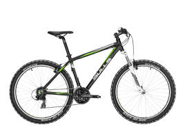 BULLS Wildtail 27,5 51 cm | Black matt/Green matt