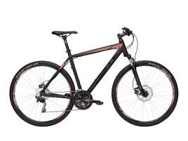 BULLS Cross Flyer Diamant | 48 cm | black matt/copper