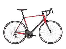 BULLS Harrier 1 50 cm | grey matt/neon red