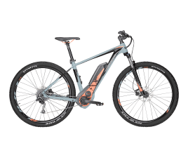 BULLS Twenty9 E1 51 cm | grau matt/neon orange | 400 Wh
