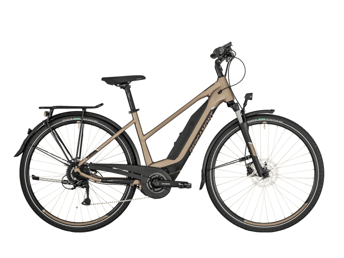 bergamont e horizon 6 lady trekking e bike 2019. Black Bedroom Furniture Sets. Home Design Ideas