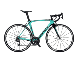 Bianchi Oltre XR3 - Shimano Ultegra Di2 11sp MBS-Edition - Fulcrum Racing Zero Wheels 55 cm