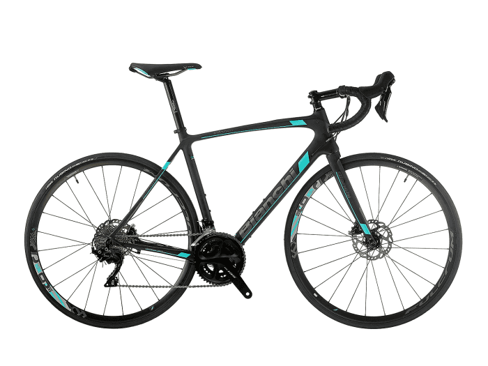 Bianchi Intenso Disc - full 105 11sp Compact