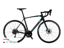 Bianchi Intenso Disc - full Ultegra 11sp Compact 59 cm