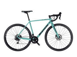 Bianchi Zolder Pro - Ultegra/105 11sp Compact Hydr. 54 cm