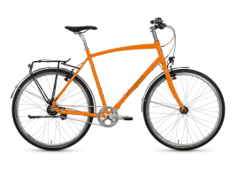 Böttcher Jive Diamant | 61 | orange | Shimano Alfine 11