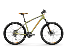 CENTURION Backfire Pro 200 33 cm | 27.5″ | MATT-OLIVGRÜN (BEIGE/ORANGE)