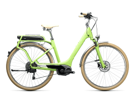 CUBE Elly Ride Hybrid 500 58 cm | green´n´white