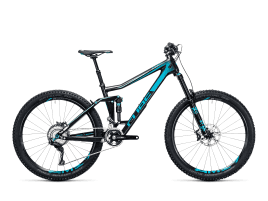 CUBE Stereo 160 C:62 Race 27.5 18″