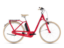 CUBE Elly Cruise Hybrid 500 50 cm | red´n´mint