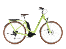 CUBE Elly Ride Hybrid 500 54 cm | green´n´black