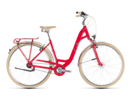 CUBE Elly Cruise 49 cm | red´n´mint