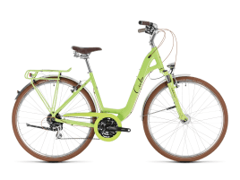 CUBE Elly Ride 49 cm | green´n´black