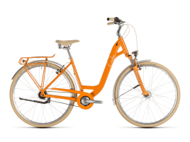 CUBE Ella Cruise 45 cm | orange´n´cream