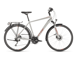 CUBE Touring EXC Men | 46 cm | grey´n´orange