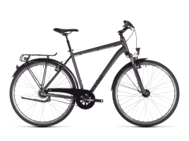 CUBE Town Pro Men | 54 cm | iridium´n´black