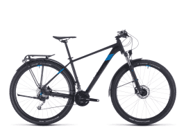 CUBE Aim SL Allroad 14″ | black´n´blue