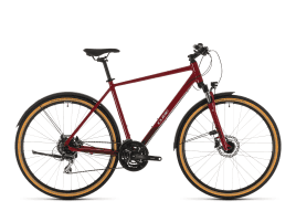 CUBE Nature Allroad 62 cm | red´n´grey