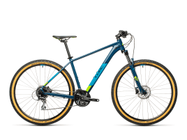 CUBE Aim Race L 19″ | blueberry´n´lime