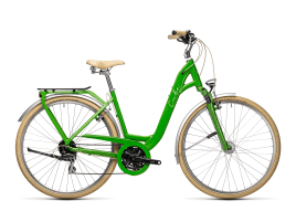CUBE Ella Ride Easy Entry XS | applegreen´n´white