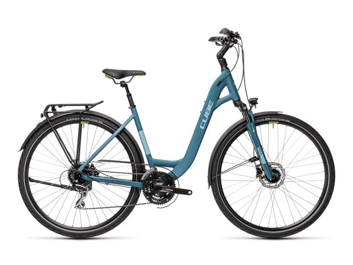 Foto: CUBE Touring ONE Easy Entry Fahrrad Trekking