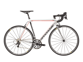 Cannondale CAAD12 Ultegra Cashmere w/ Nearly Black and Acid Red - Satin (CAS)