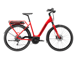 Cannondale Mavaro Active City 53 cm | Race Red w/ Jet Black - Gloss