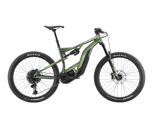 Cannondale Moterra LT 1 - Fully E-MTB - 2019