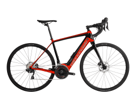 Cannondale Synapse Neo Aluminium 2 XL | Acid Red w/ Jet Black and Meteor - Gloss