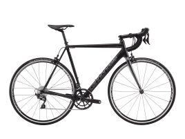 Cannondale CAAD12 Ultra 60 cm | Black Ano w/ Jet Black - Anodized