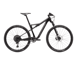 Cannondale Scalpel Si Carbon 4 LG | Black Pearl w/ Graphite and Charcoal - Gloss