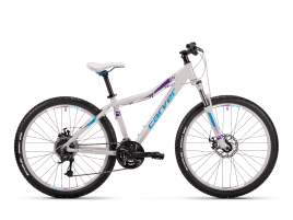 Carver STRICT 26 hydr. Disc 36 cm | White/Violet