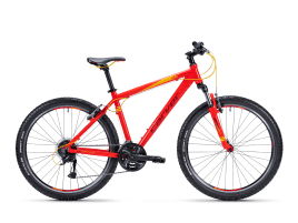 Carver STRICT 26 45 cm | Neonred/Yellow