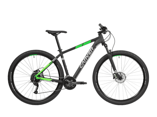 Carver STRICT 120 29 Zoll - Hardtail Mountainbike - 2019