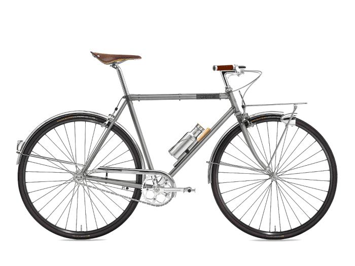 creme cycles caferacer man ltd citybike 2017. Black Bedroom Furniture Sets. Home Design Ideas