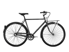 Creme Cycles Caferacer Man Solo 7-speed 55 cm | all black