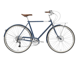 Creme Cycles Caferacer Man Solo 9-speed disc 55 cm