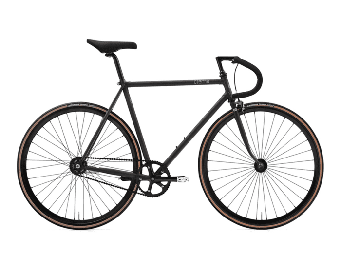 Creme Cycles Vinyl Solo singlespeed/fixed gear 60,5 cm