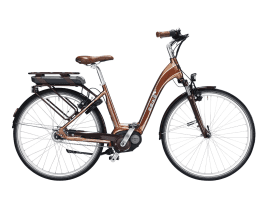 EBIKE COO4. Majesty. 48 cm | Bosch Active Line | Bosch Intuvia, zentral | 400 Wh