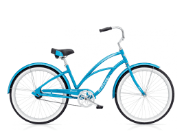 Electra Cruiser Lux 1 regular | Blue Metallic