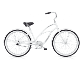 Electra Cruiser Lux 1 regular | White
