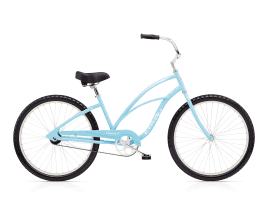 Electra Cruiser 1 Ladies' Light Blue